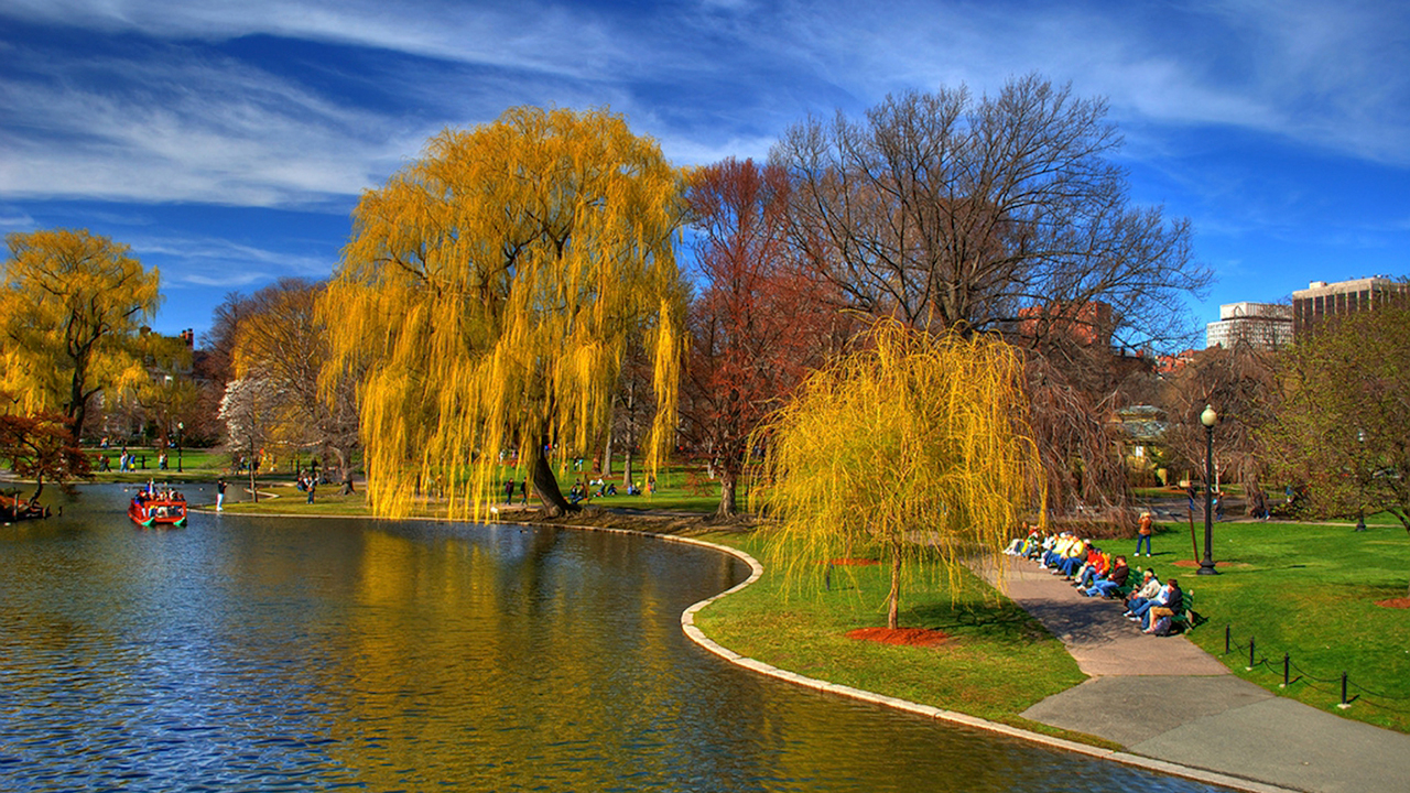 how to get to boston common